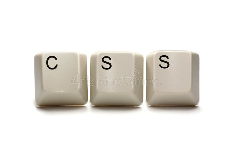 Download Css - Cascading Style Sheet Stock Photo - Image: 4506096