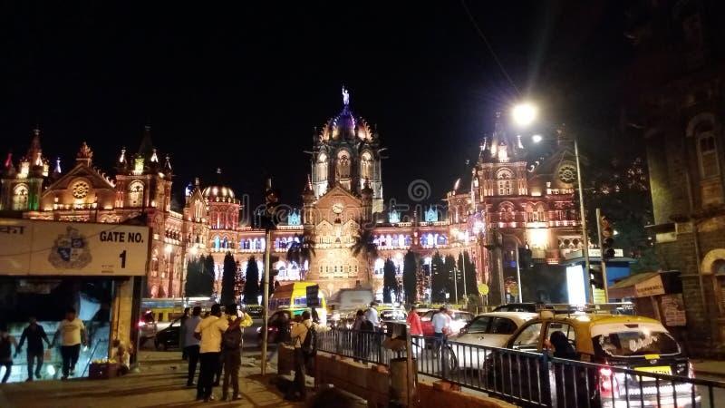 CSTM MUMBAI photographie stock