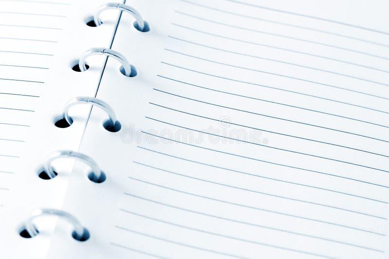 Download Cuaderno foto de archivo. Imagen de negocios, escritura - 1293752
