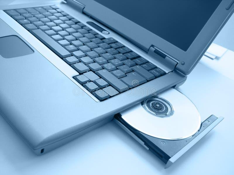 Cuaderno listo imágenes de archivo libres de regalías
