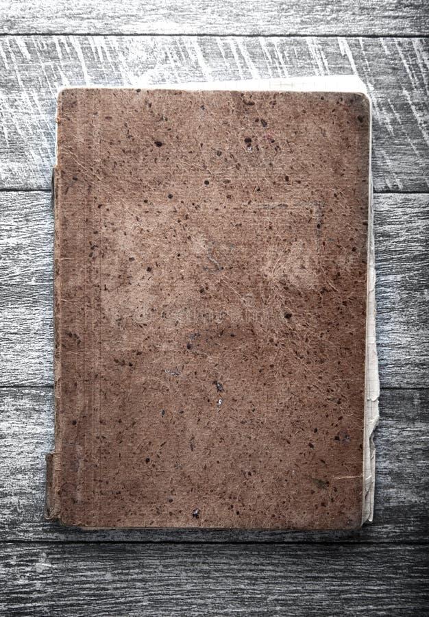 Cuaderno viejo fotos de archivo libres de regalías