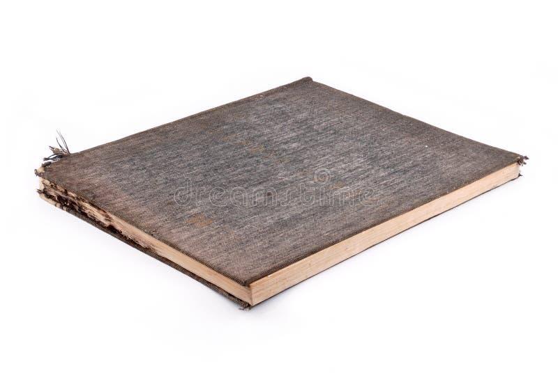 Cuaderno viejo imagen de archivo