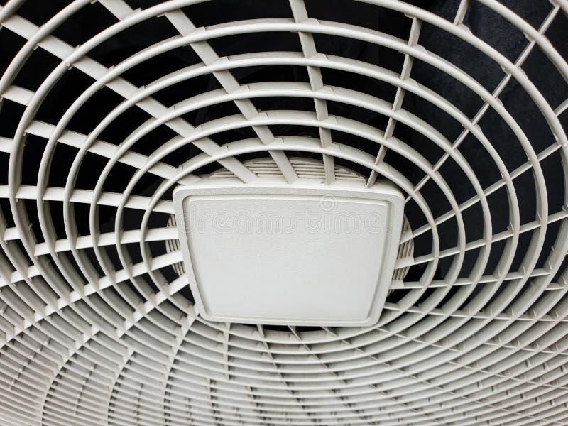 Cuadrícula de protección del compresor y#x27;s foto de archivo