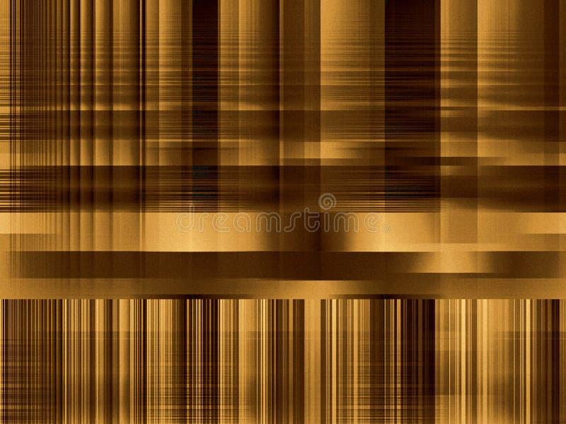Cuadrado abstracto del fondo y alineado stock de ilustración