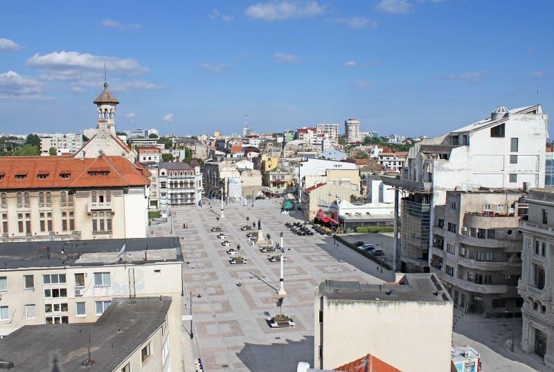 Cuadrado Constanta Rumania 2 de Ovidiu fotos de archivo libres de regalías