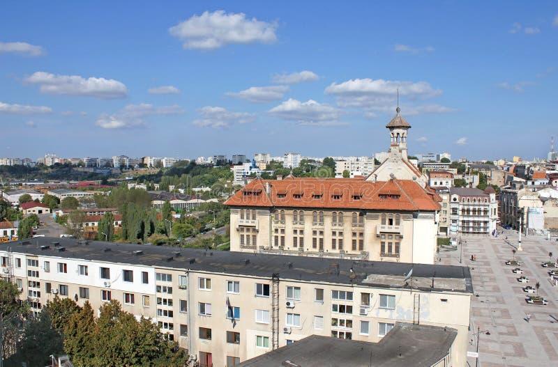 Cuadrado Constanta Rumania 5 de Ovidiu imagen de archivo libre de regalías