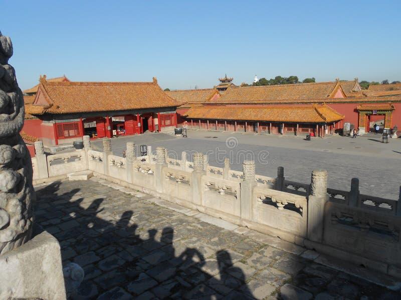 Cuadrado de Tian'anmen fotos de archivo