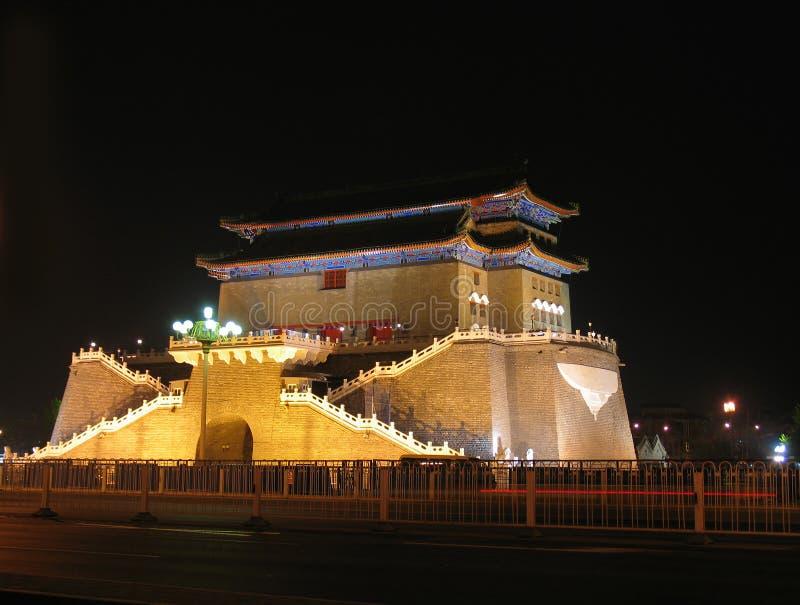 Cuadrado de Tianmen imagen de archivo