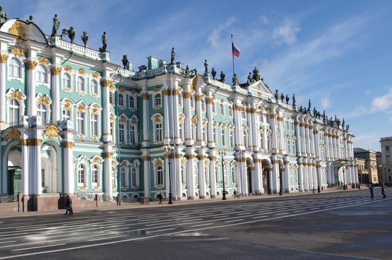 Cuadrado del palacio imagen de archivo libre de regalías