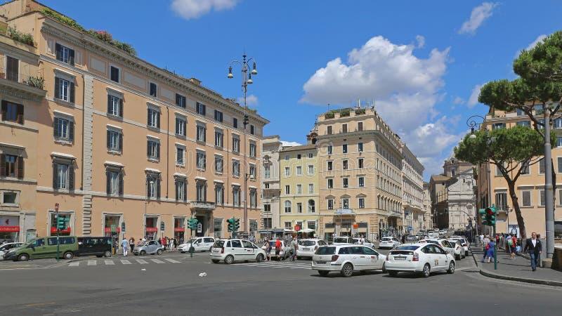 Cuadrado Roma de la Argentina fotos de archivo libres de regalías