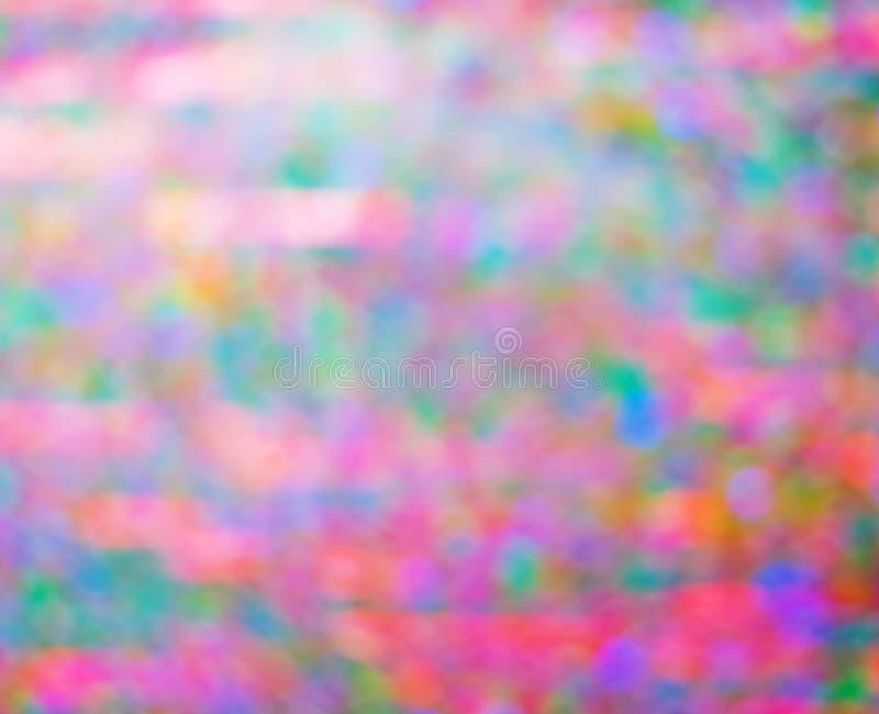 Cuadro Untuned en una televisión imagenes de archivo