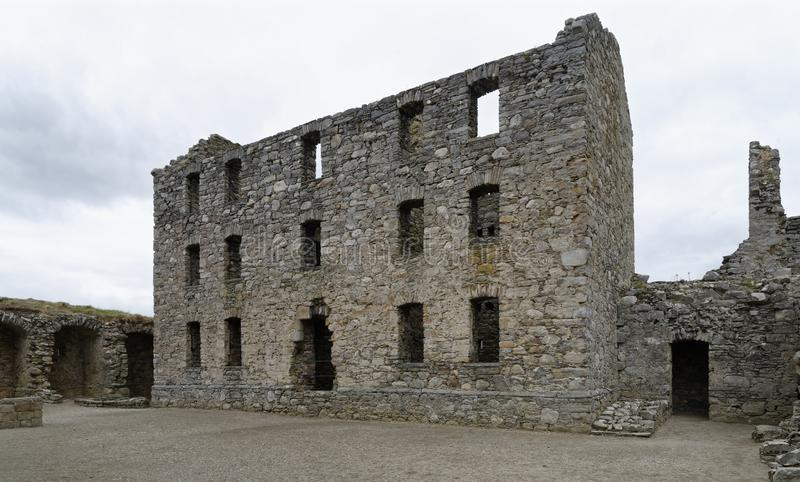 Cuarteles de Ruthven imagen de archivo