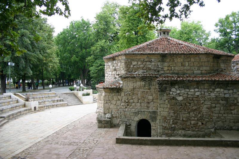 Cuarto de baño turco fotos de archivo