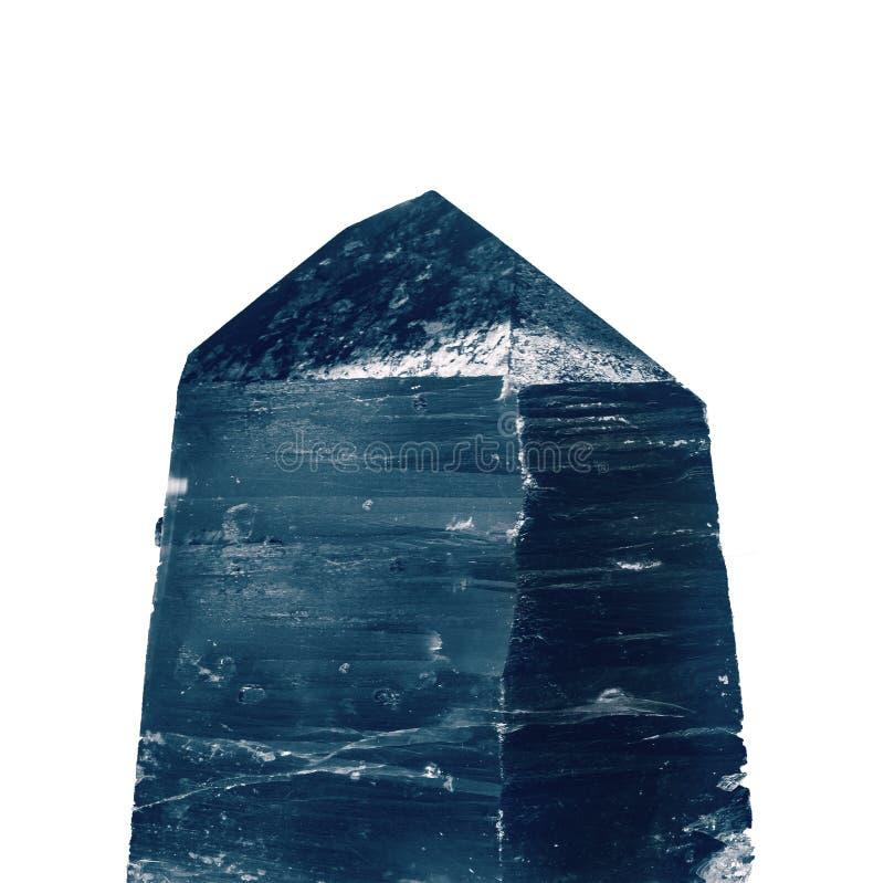 Cuarzo negro imágenes de archivo libres de regalías