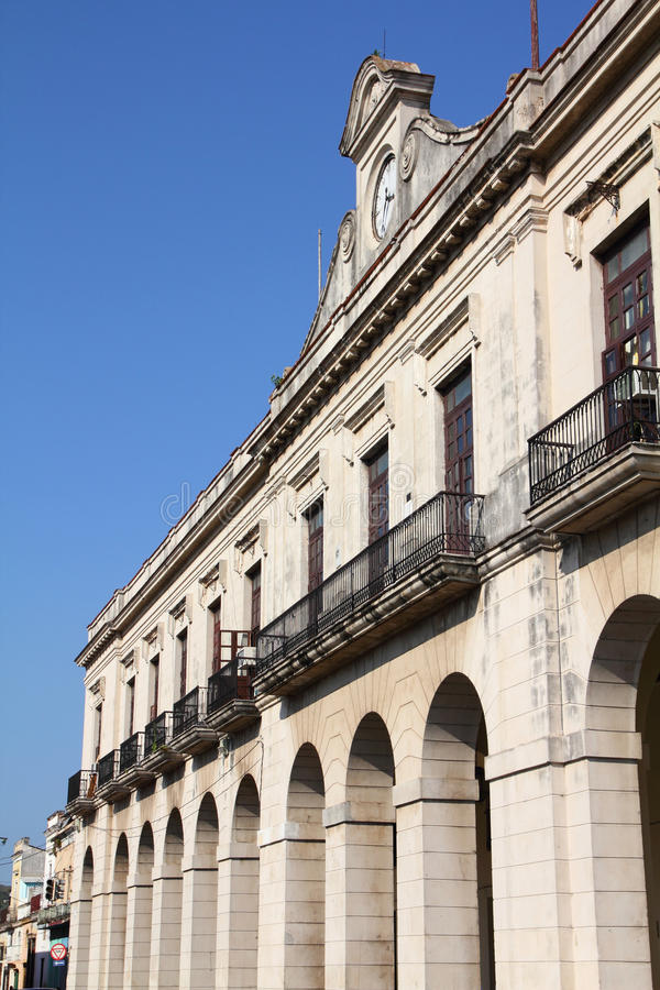 Download Cuba stock image. Image of vintage, urban, ornate, exterior - 20342175