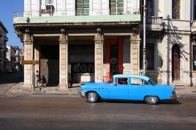 Download Cuba editorial image. Image of town, street, oldtimer - 28273595
