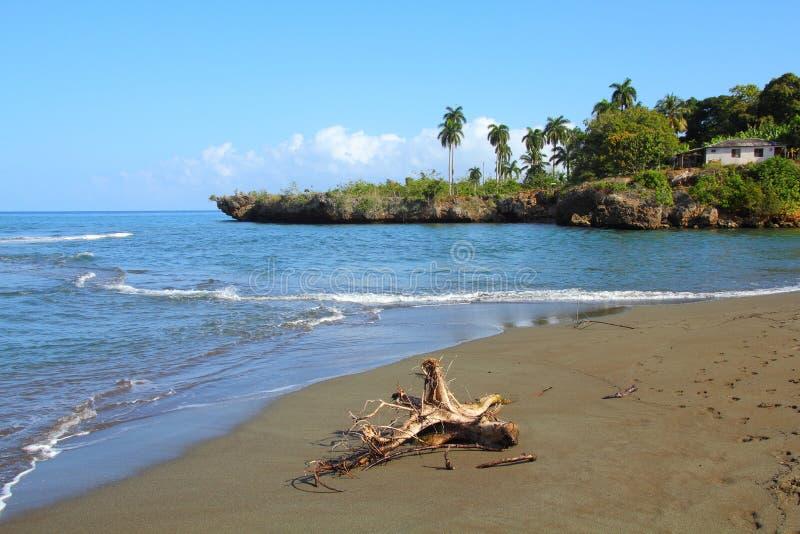 Cuba - Baracoa royalty-vrije stock afbeeldingen