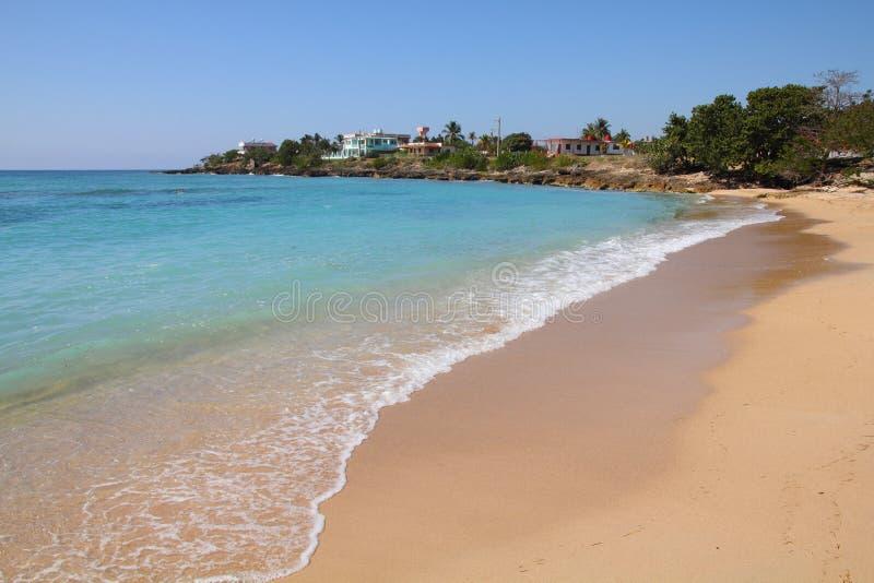 Cuba beach royalty free stock image