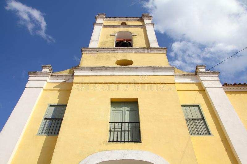 Download Cuba - Camaguey stock photo. Image of building, square - 33136218