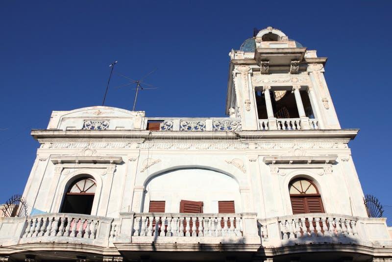 Cuba - Cienfuegos stock photo