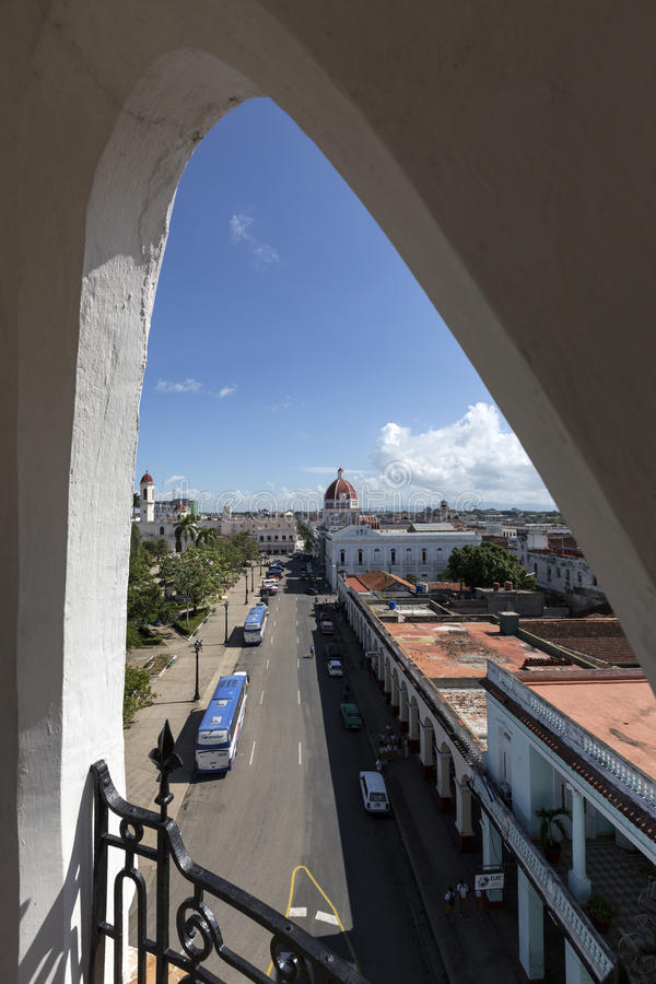 Cuba, Cienfuegos fotos de stock