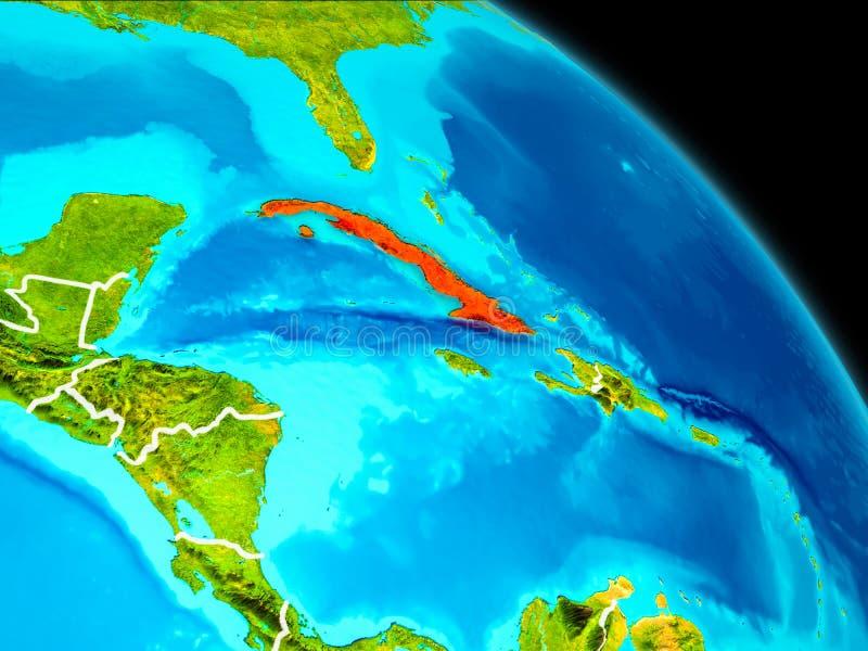 Cuba en la tierra libre illustration