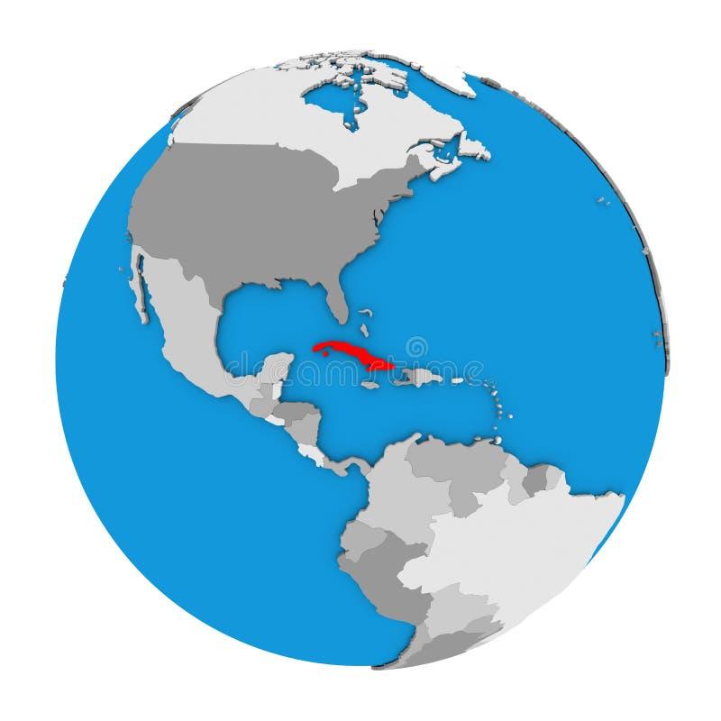 Cuba on globe stock illustration illustration of diplomacy 83796451 download cuba on globe stock illustration illustration of diplomacy 83796451 gumiabroncs Image collections