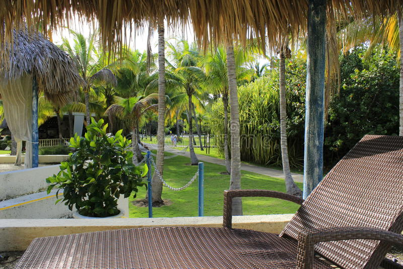 Cuba hotel stock photo