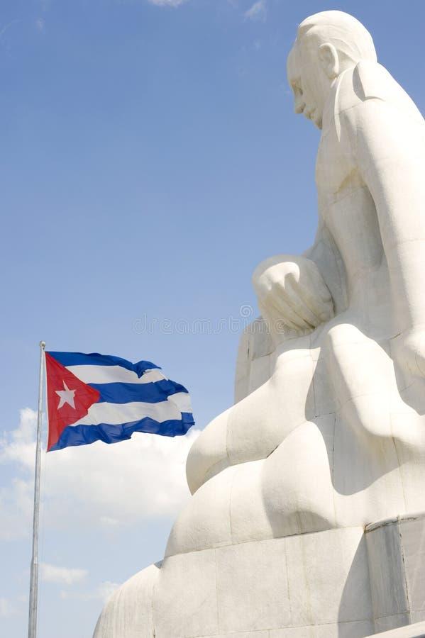 cuba marti Havana Jose obrazy stock