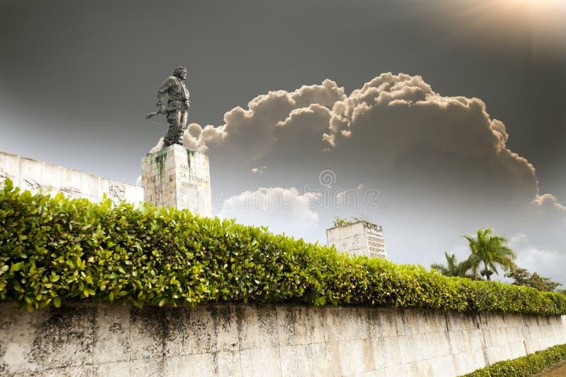 cuba Santa Clara Monumento Che Guevara imagenes de archivo