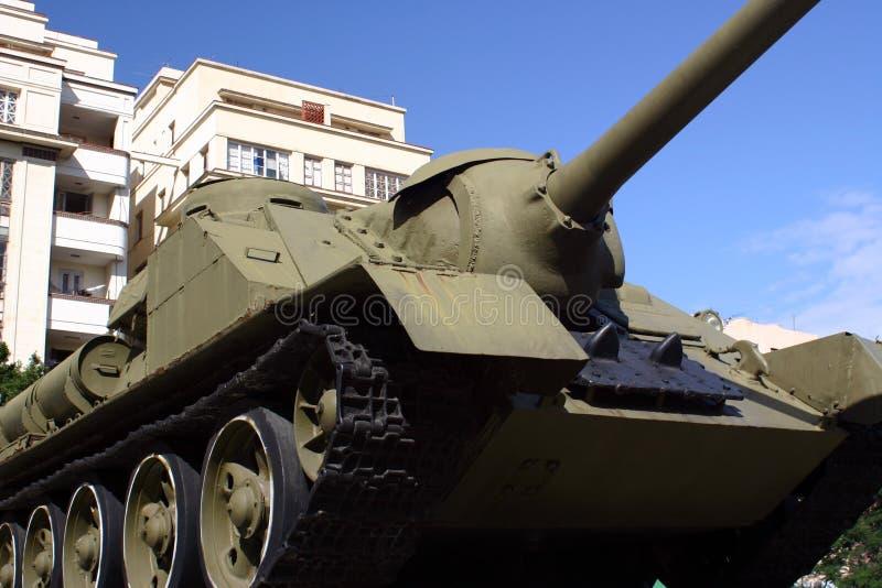 Cuba- Tank stock photos