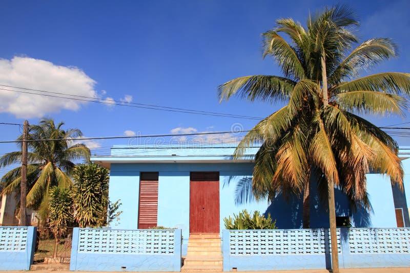 cuba trinidad royaltyfria bilder