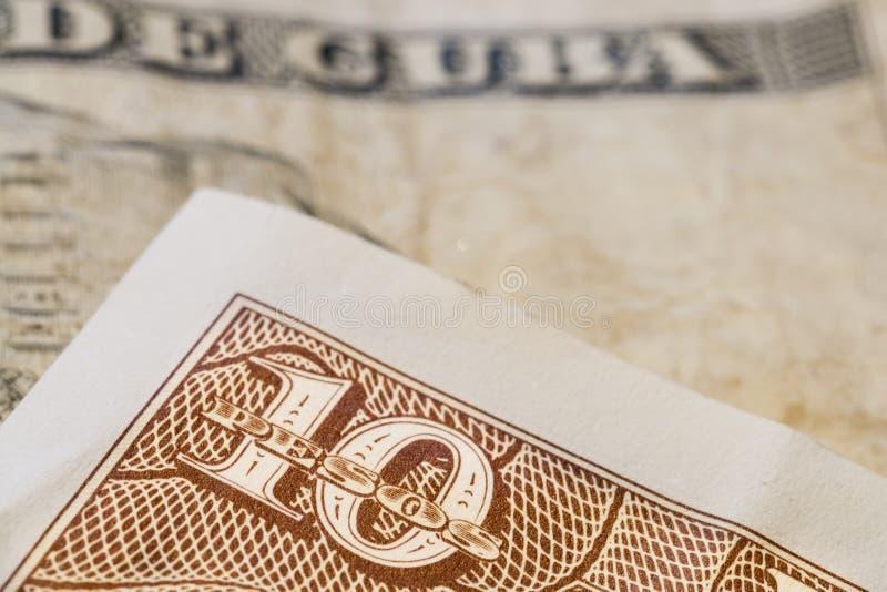 Cubaanse Peso's stock afbeelding