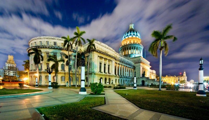 CubaCapitol fotografia stock