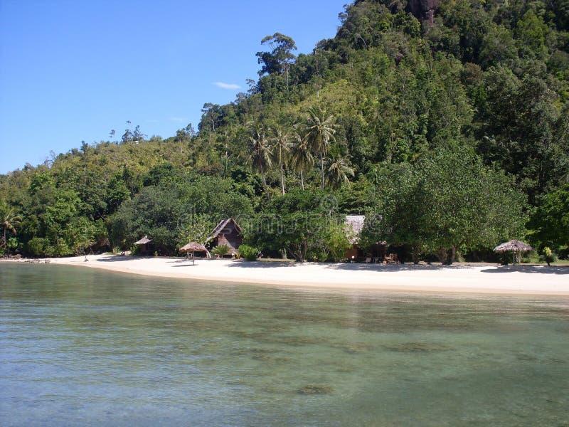 Cubadak wyspa fotografia stock