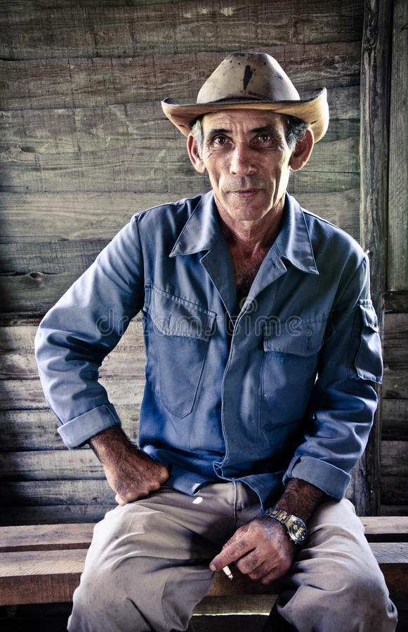 Download Cuban farmer editorial photography. Image of farmhouse - 24628782
