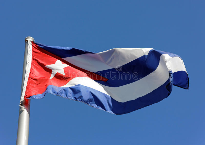 Download Cuban Flag stock photo. Image of cuban, castro, socialist - 21673322
