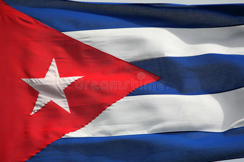 Download Cuban Flag stock photo. Image of caribbean, daytime, object - 27247496