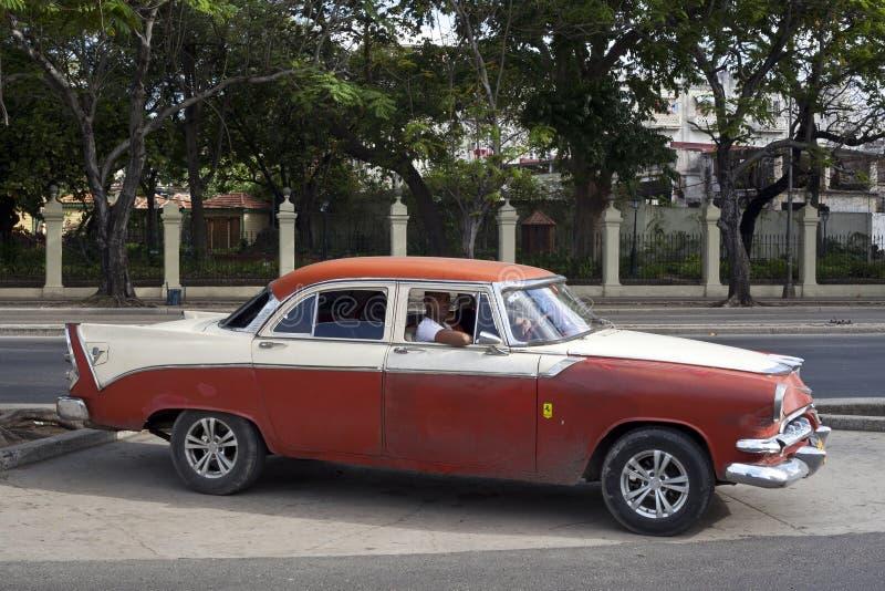 Download Old American Car In Havana, Cuba Editorial Image - Image: 30926890