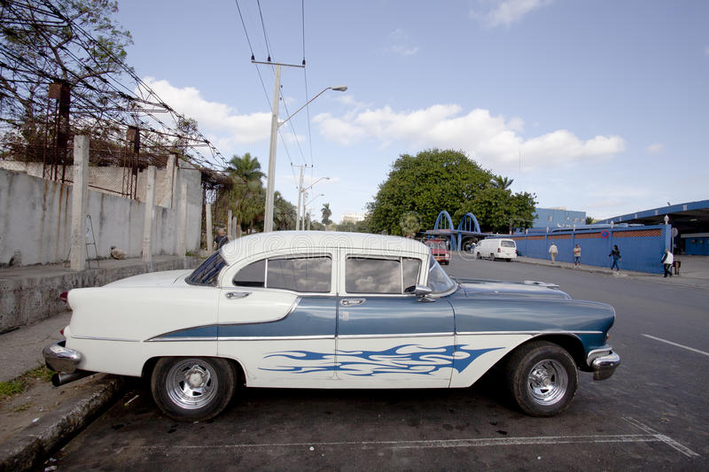 Download Old American Car In Havana, Cuba Editorial Photography - Image: 30926917
