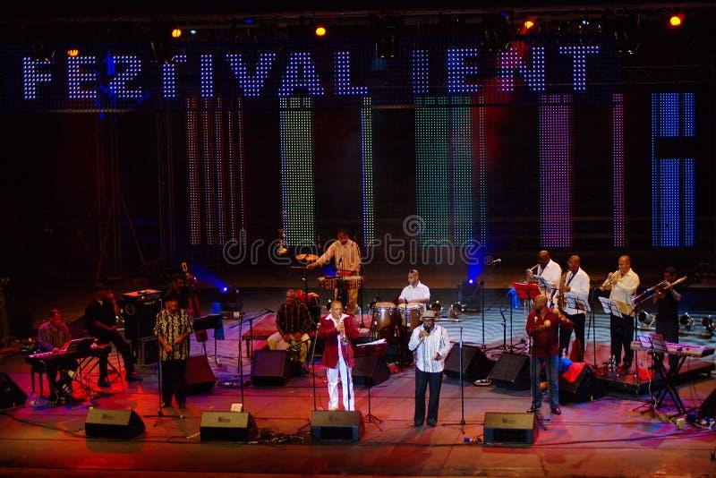 Cubanismo, Festival Lent stock photography
