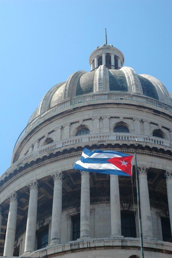 Cubano Capitolio στοκ φωτογραφία με δικαίωμα ελεύθερης χρήσης