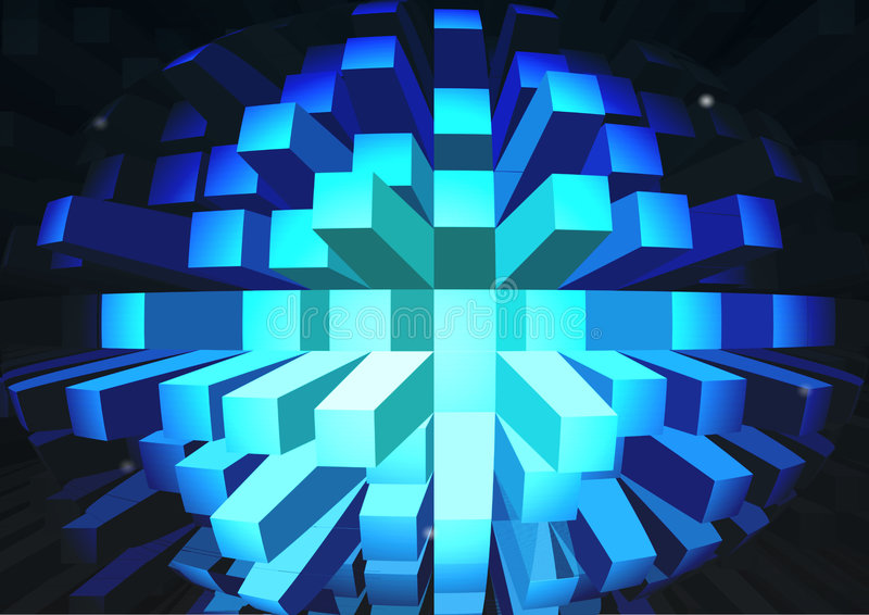 Download The Cube Stock Photography - Image: 503842