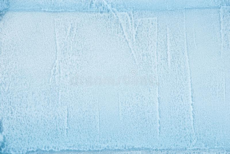 Ice as texture stock image