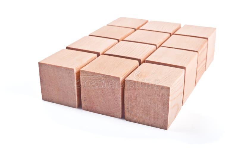 Download Cubes деревянное стоковое изображение. изображение насчитывающей bowwow - 78871669