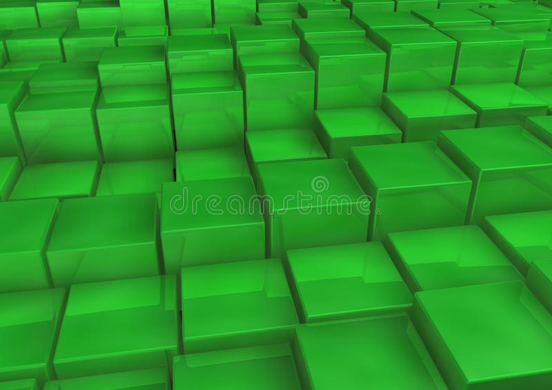 Download Cubes Royalty Free Stock Photography - Image: 12864657