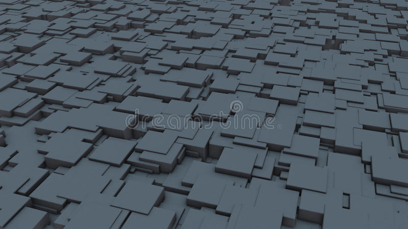 cubes photographie stock libre de droits