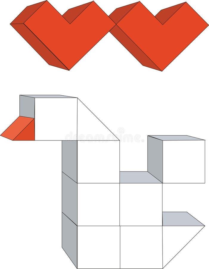 Cubes color 16