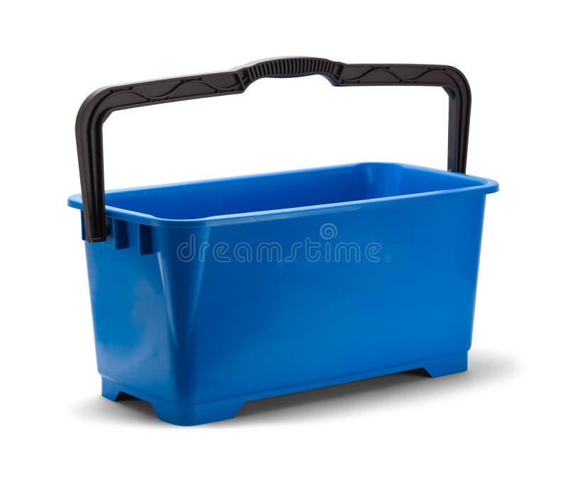 Cubeta azul fotos de stock