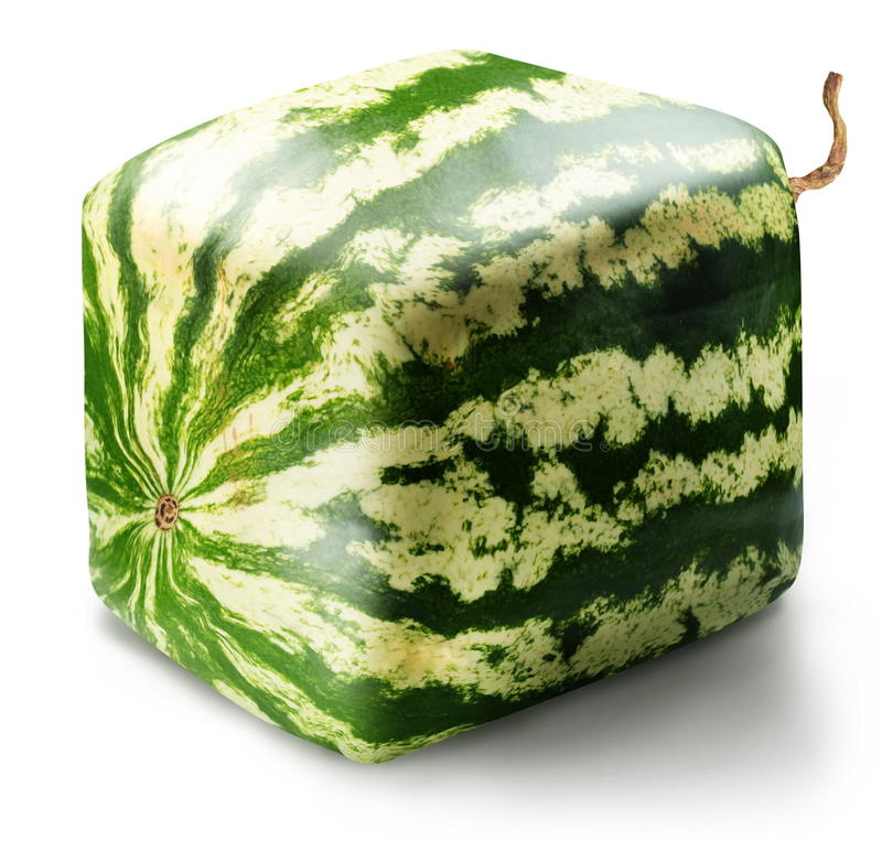 Free Cubic Watermelon Royalty Free Stock Images - 20561689